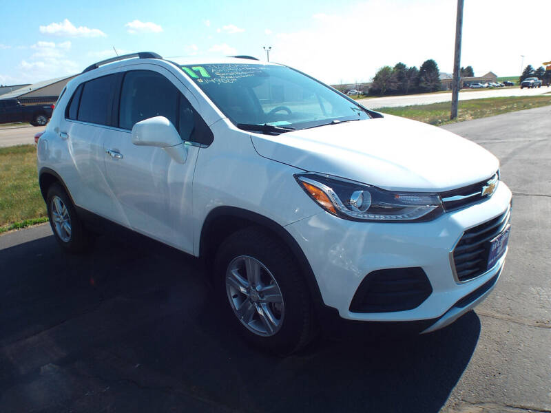 2017 Chevrolet Trax for sale at G & K Supreme in Canton SD
