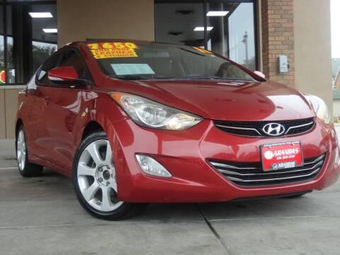 2011 Hyundai Elantra for sale at Arandas Auto Sales in Milwaukee WI