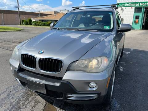 2007 BMW X5 for sale at MFT Auction in Lodi NJ