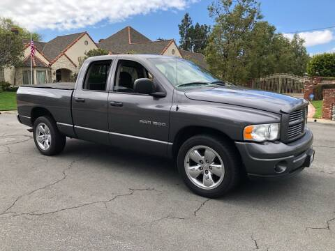 2003 Dodge Ram Pickup 1500 for sale at Carmelo Auto Sales Inc in Orange CA
