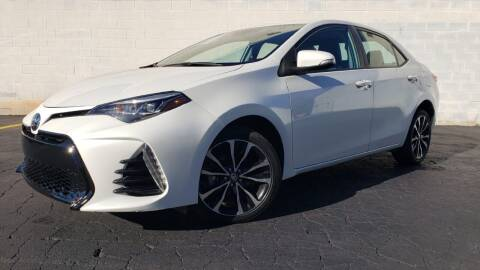 2017 Toyota Corolla for sale at AUTO FIESTA in Norcross GA