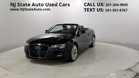 2013 Audi A5 for sale at NJ State Auto Auction in Jersey City NJ