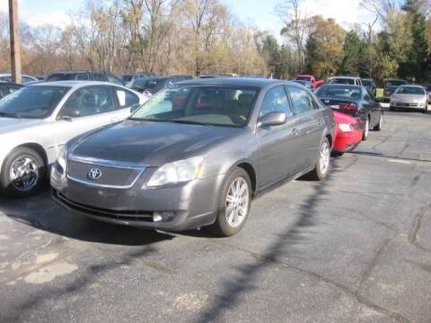 2007 Toyota Avalon for sale at All State Auto Sales, INC in Kentwood MI