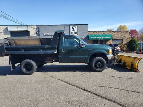 2001 Ford F-350 Super Duty for sale at 57 AUTO in Feeding Hills MA