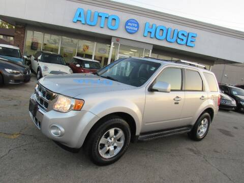 2010 Ford Escape for sale at Auto House Motors in Downers Grove IL