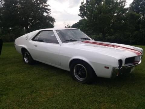 1968 AMC AMX for sale at Classic Car Deals in Cadillac MI