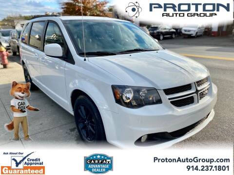 2019 Dodge Grand Caravan for sale at Proton Auto Group in Yonkers NY