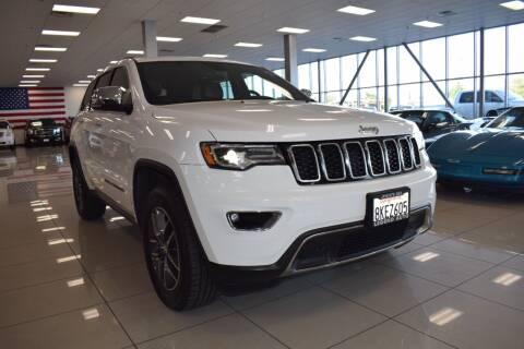 2017 Jeep Grand Cherokee for sale at Legend Auto in Sacramento CA