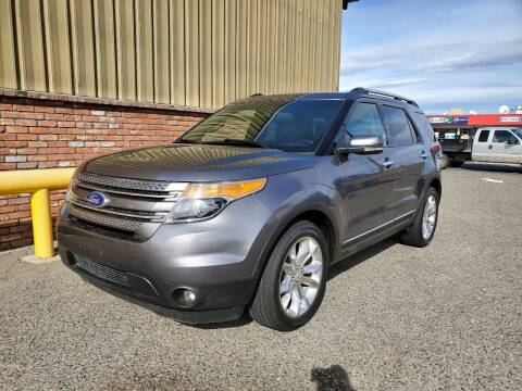 2012 Ford Explorer for sale at Harding Motor Company in Kennewick WA