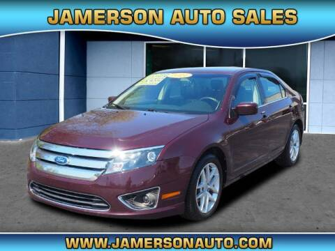 2011 Ford Fusion for sale at Jamerson Auto Sales in Anderson IN