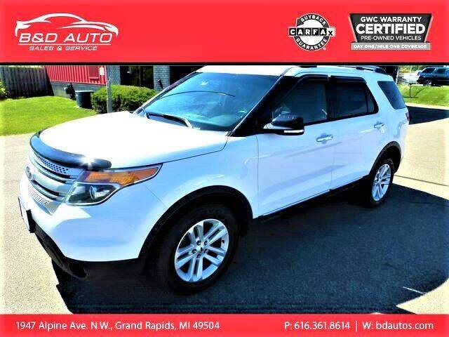 2015 Ford Explorer for sale in Grand Rapids, MI