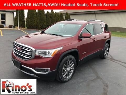 2017 GMC Acadia for sale at Rino's Auto Sales in Celina OH