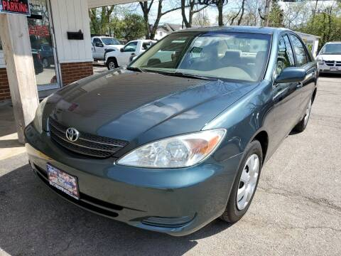 2003 Toyota Camry for sale at New Wheels in Glendale Heights IL