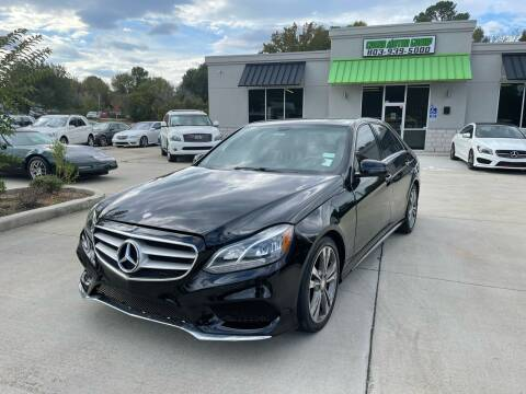 2014 Mercedes-Benz E-Class for sale at Cross Motor Group in Rock Hill SC