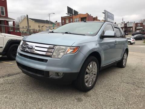 2008 Ford Edge for sale at MG Auto Sales in Pittsburgh PA