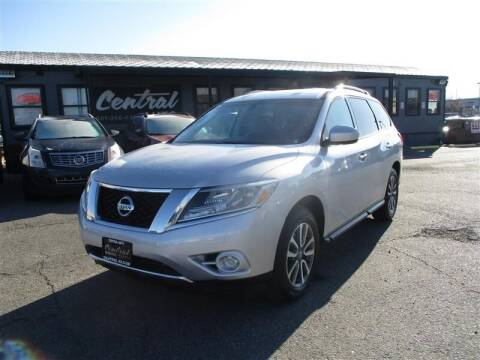 2013 Nissan Pathfinder for sale at Central Auto in South Salt Lake UT