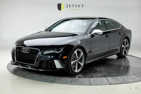 2014 Audi RS 7 for sale at Jetset Automotive in Cedar Rapids IA