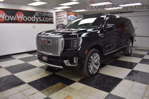2021 GMC Yukon XL for sale at WOODY'S AUTOMOTIVE GROUP in Chillicothe MO