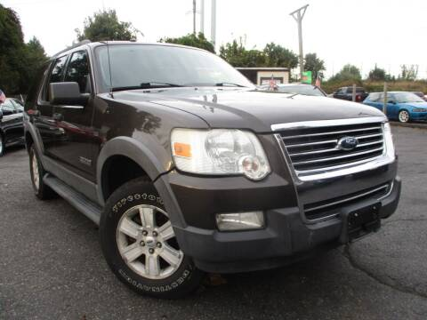 2006 Ford Explorer for sale at Unlimited Auto Sales Inc. in Mount Sinai NY