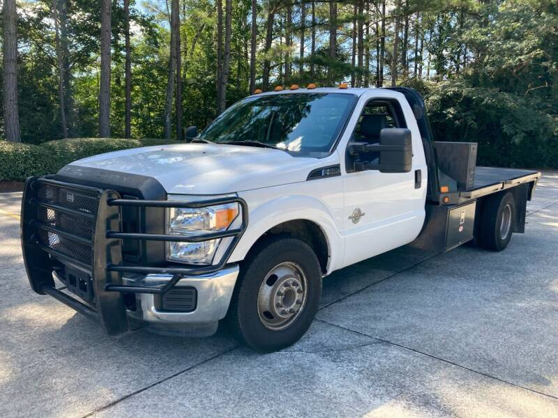 2015 Ford F-350 Super Duty for sale at Selective Imports in Woodstock GA