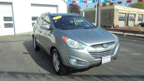 2013 Hyundai Tucson for sale at Absolute Motors in Hammond IN