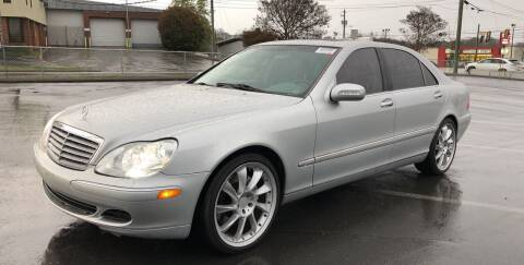 2004 Mercedes-Benz S-Class for sale at Diana Rico LLC in Dalton GA