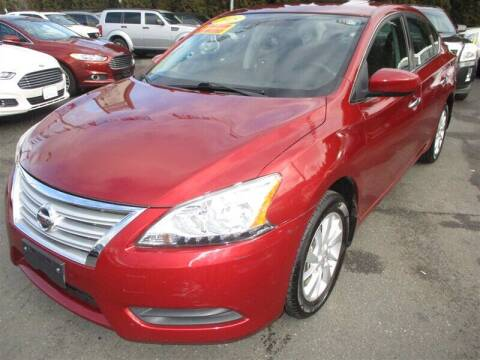 2015 Nissan Sentra for sale at GMA Of Everett in Everett WA