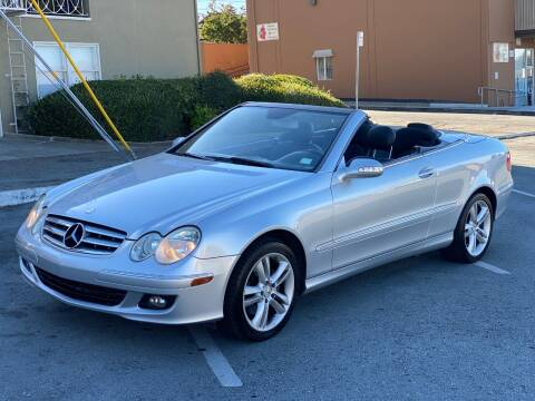 2006 Mercedes-Benz CLK for sale at Car House in San Mateo CA