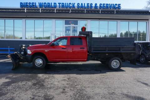 2015 RAM Ram Chassis 3500 for sale at Diesel World Truck Sales in Plaistow NH