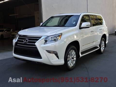 2018 Lexus GX 460 for sale at ASAL AUTOSPORTS in Corona CA