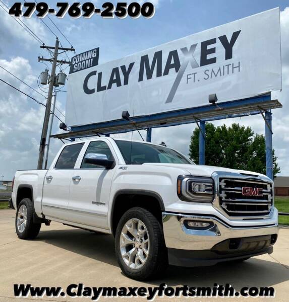 2016 GMC Sierra 1500 for sale at Clay Maxey NWA in Springdale AR