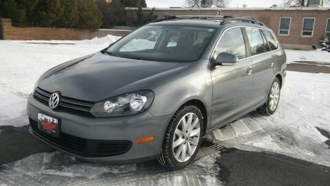 2013 Volkswagen Jetta for sale at Motor City Idaho in Pocatello ID