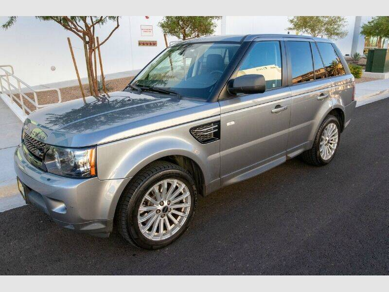 2012 Land Rover Range Rover Sport for sale at REVEURO in Las Vegas NV