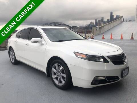 2013 Acura TL for sale at Toyota of Seattle in Seattle WA