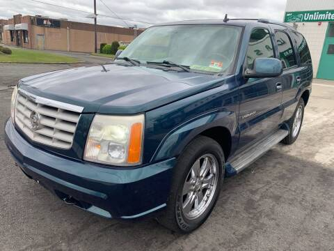 2006 Cadillac Escalade for sale at MFT Auction in Lodi NJ