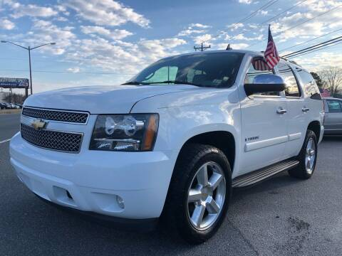 2008 Chevrolet Tahoe for sale at Mega Autosports in Chesapeake VA