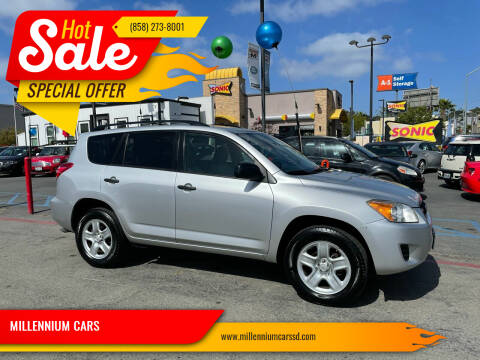 2010 Toyota RAV4 for sale at MILLENNIUM CARS in San Diego CA