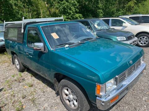 1997 Nissan Truck for sale at Trocci's Auto Sales in West Pittsburg PA