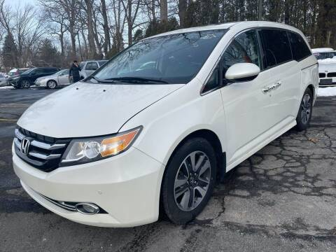 2014 Honda Odyssey for sale at Bloomingdale Auto Group in Bloomingdale NJ