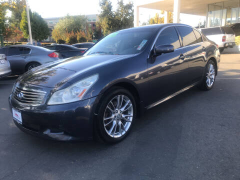 2008 Infiniti G35 for sale at Autos Wholesale in Hayward CA