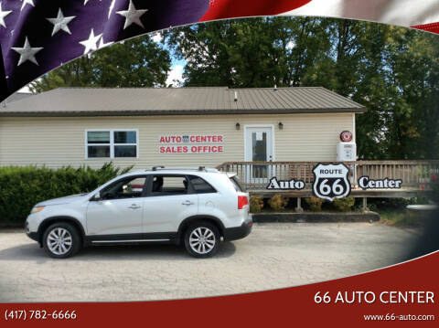 2012 Kia Sorento for sale at 66 Auto Center in Joplin MO