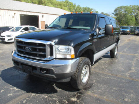 2004 Ford F-250 Super Duty for sale at Economy Motors in Racine WI