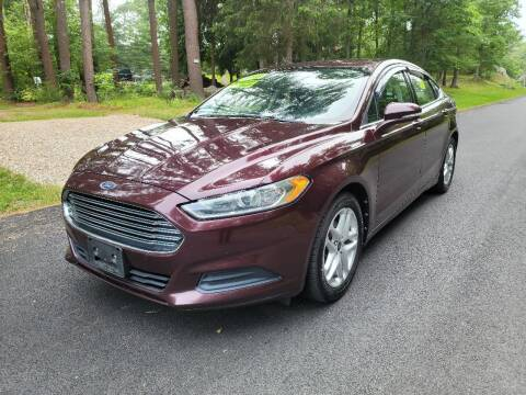 2013 Ford Fusion for sale at Showcase Auto & Truck in Swansea MA