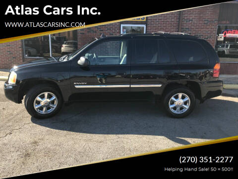 2006 GMC Envoy for sale at Atlas Cars Inc. in Radcliff KY