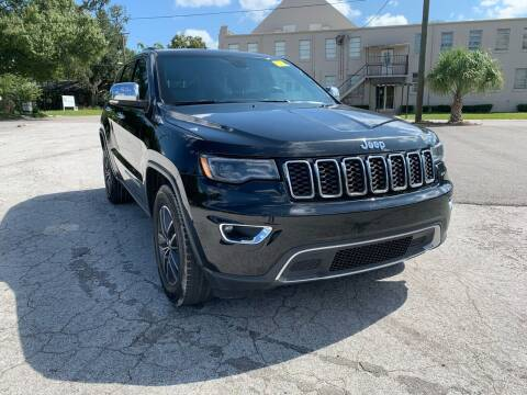 2017 Jeep Grand Cherokee for sale at Consumer Auto Credit in Tampa FL