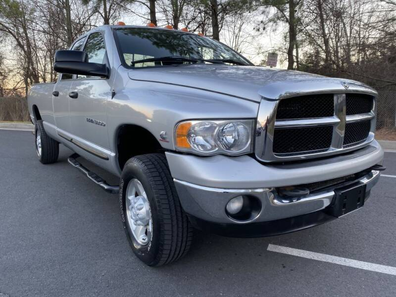 2004 Dodge Ram Pickup 3500 for sale at PM Auto Group LLC in Chantilly VA