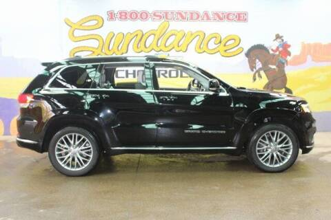 2018 Jeep Grand Cherokee for sale at Sundance Chevrolet in Grand Ledge MI
