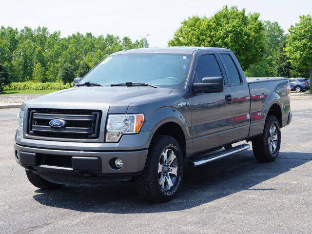 2013 Ford F-150 for sale at FOWLERVILLE FORD in Fowlerville MI