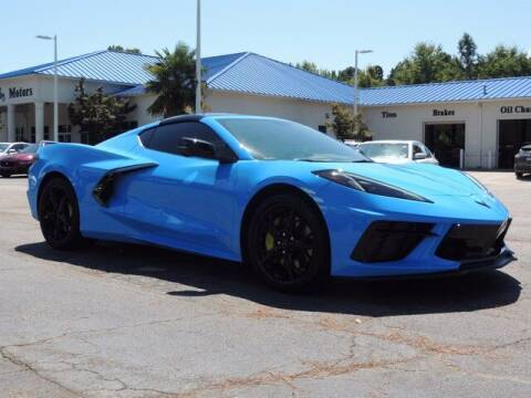 2021 Chevrolet Corvette for sale at Auto Finance of Raleigh in Raleigh NC
