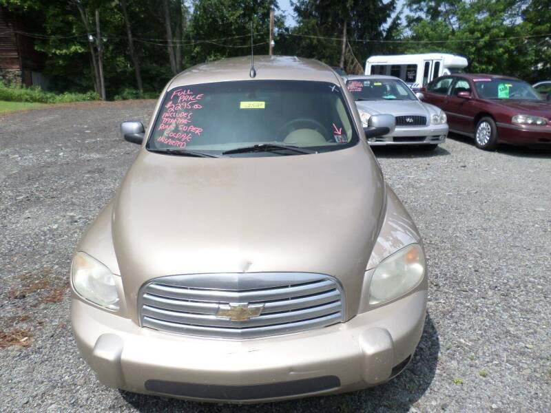 2006 Chevrolet HHR for sale at FERNWOOD AUTO SALES in Nicholson PA